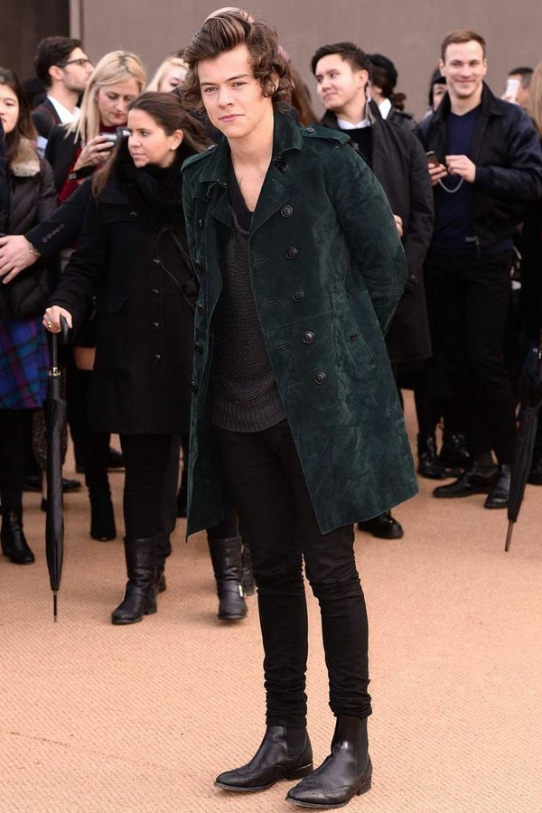 Steal his style: Harry Styles