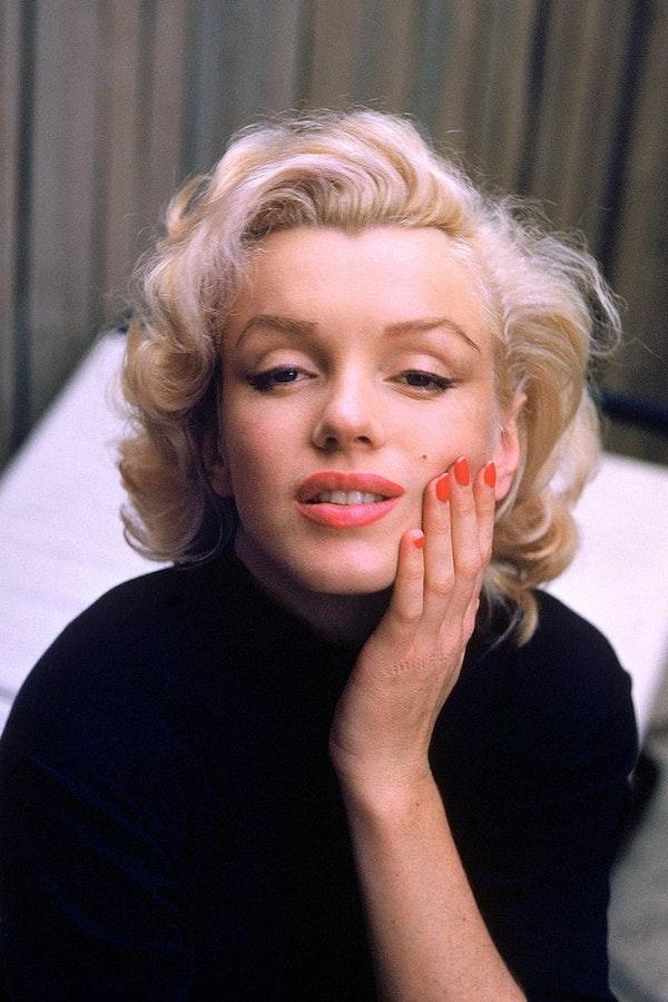 Skin сare methods by Marilyn Monroe