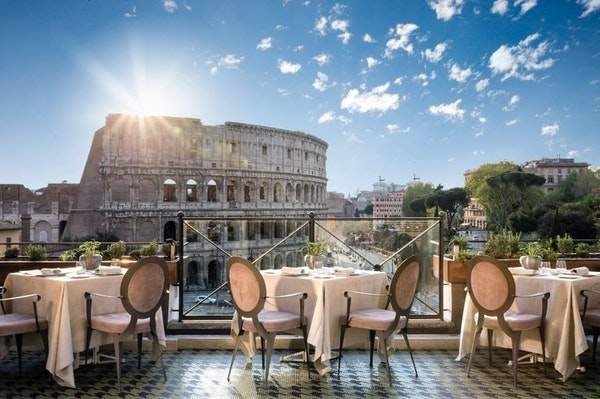 You will be surprised. A short tour of the secret and wonderful places of Rome