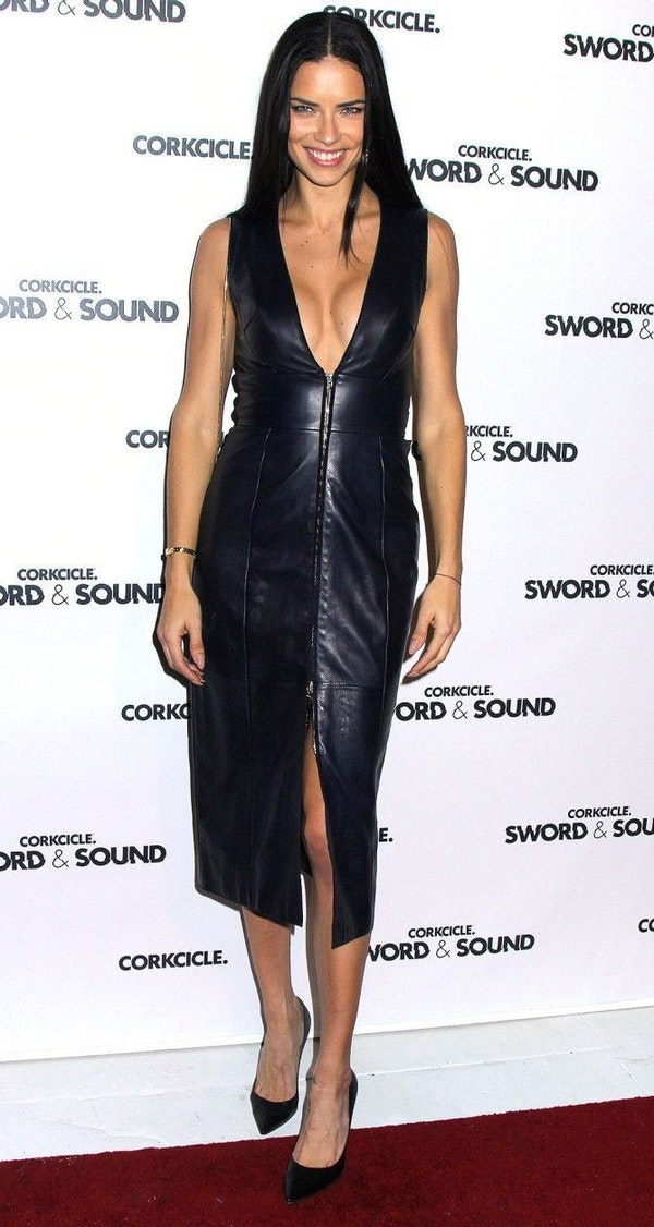 Style rules by Adriana Lima