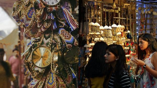 Shopping guide for mumbai