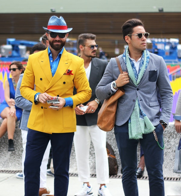 The best kept secrets about men's styling