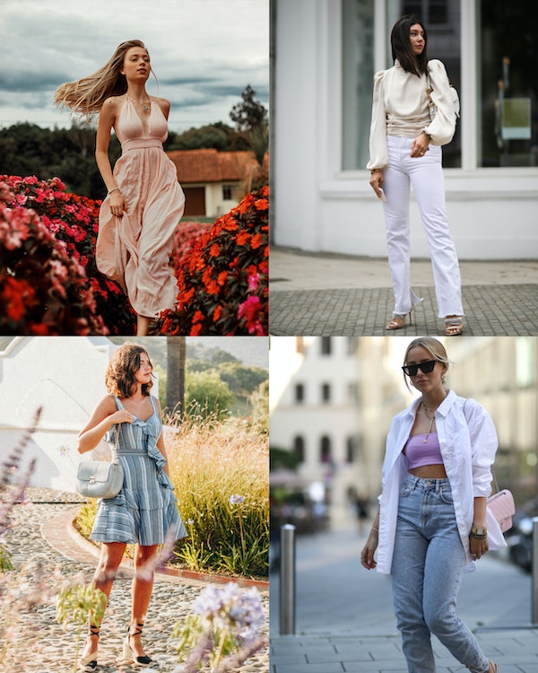 Easy summer date outfit for men and women