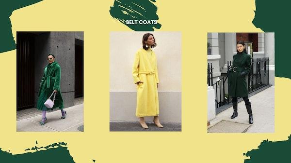 Fall trends: Coats