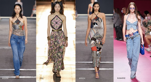 Top 6 new trends from MFW SS22