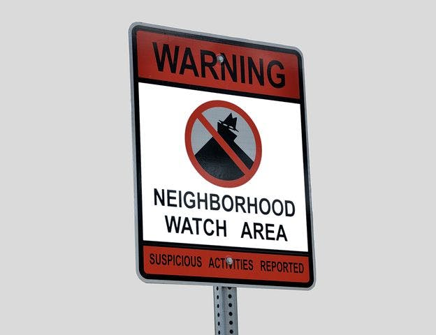 What Is a Neighborhood Crime Watch?