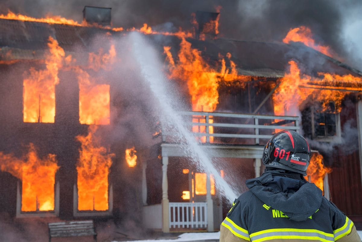 11 Fire Hazards That Lead to House Fires