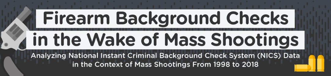 Firearm Background Checks in the Wake of Mass Shootings