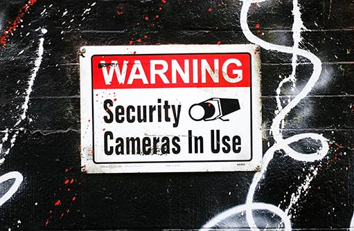 Home Security Signs And Other Ways To Deter Burglars