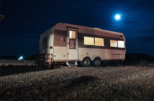 How to Keep Your RV Safe from Theft