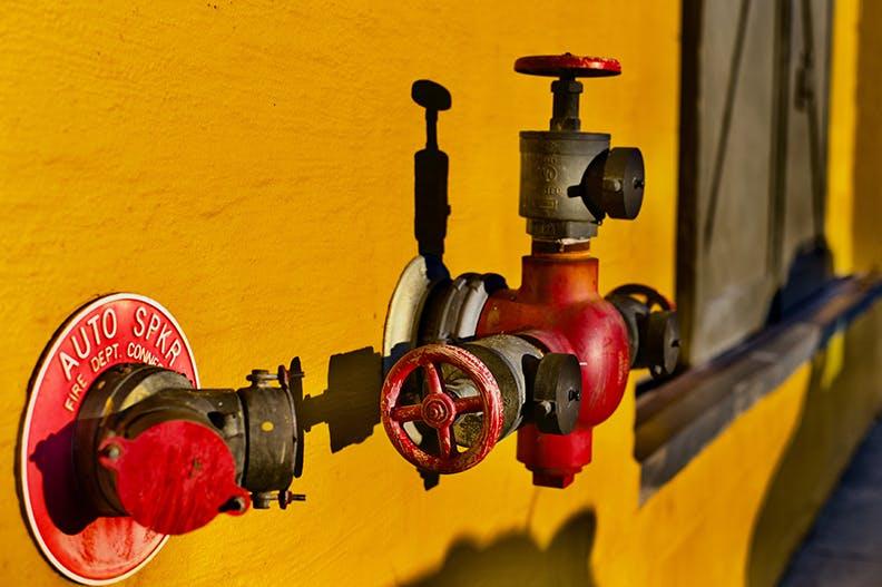 DIY Home Fire Sprinkler System and Fire Safety