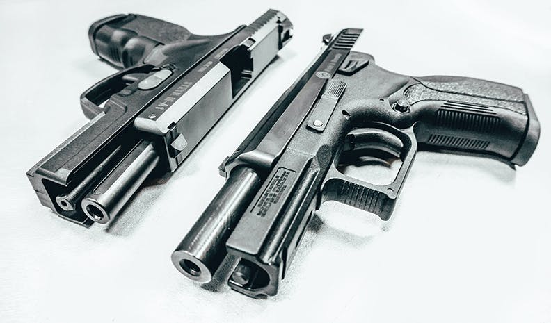 Best Handgun for Home Protection