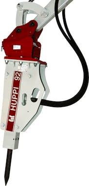 hydraulikhammer toku huppbreak92 von vorne