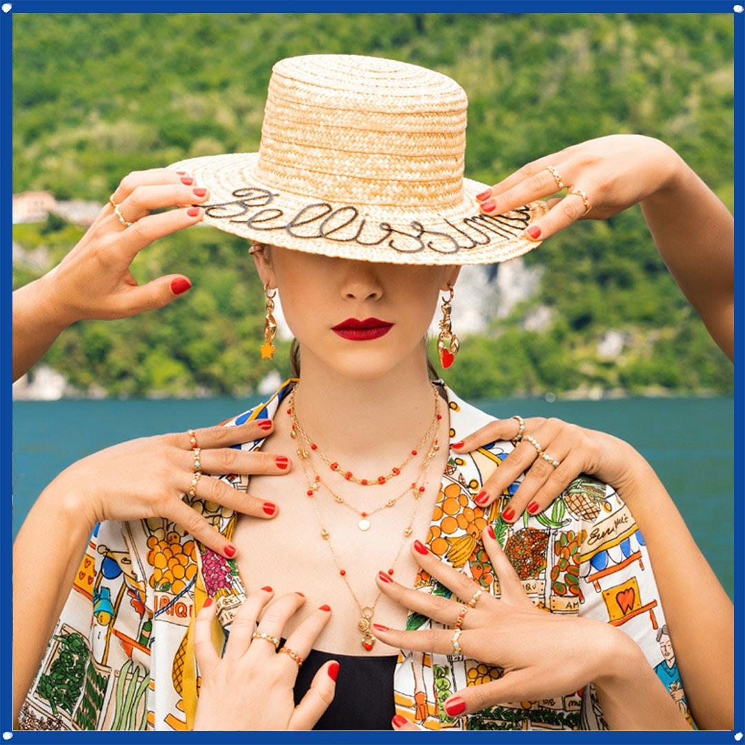 Moda e gioielli 2021 - Rue des Mille Marine Love