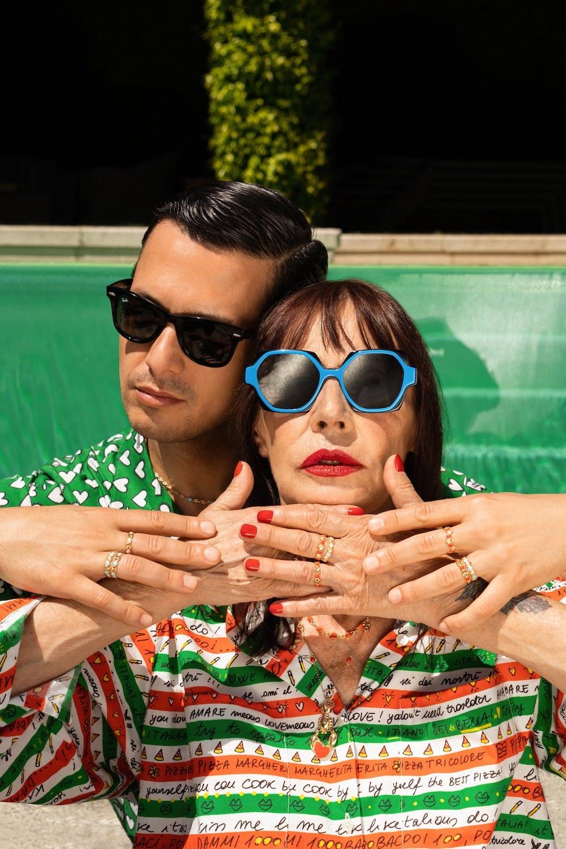 Abbinamenti vestiti estivi e gioielli - Marine Love Alessandro Enriquez Viola Valentino Rue des Mille