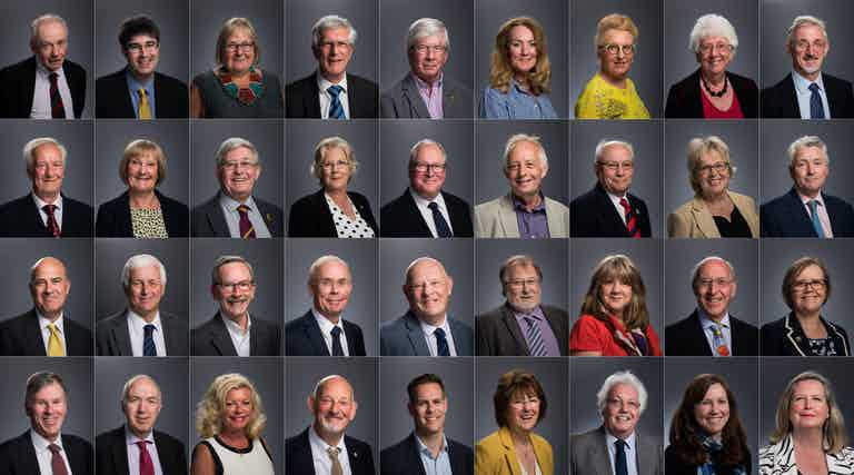 Meet your new Councillors (if you live near me)