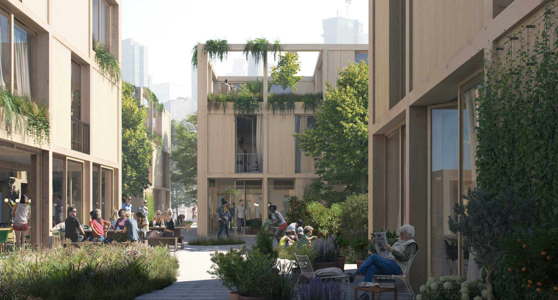 The Urban Village Project