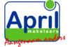 Logo April Makelaars
