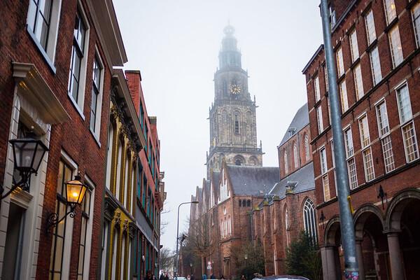 Woningen in Groningen