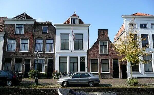 Huizen in Leiden