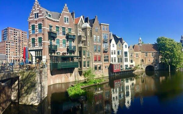 Delfshaven Rotterdam huizen