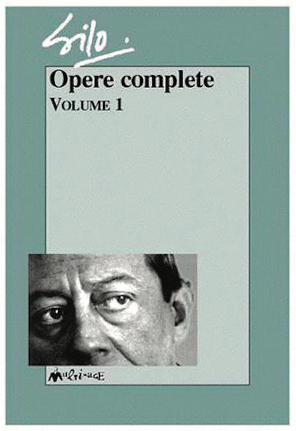 Opere Complete Vol. I