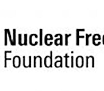NUCLEAR FREE FUTURE FONDATION, ROSA-LUXEMBURG-STIFTUNG