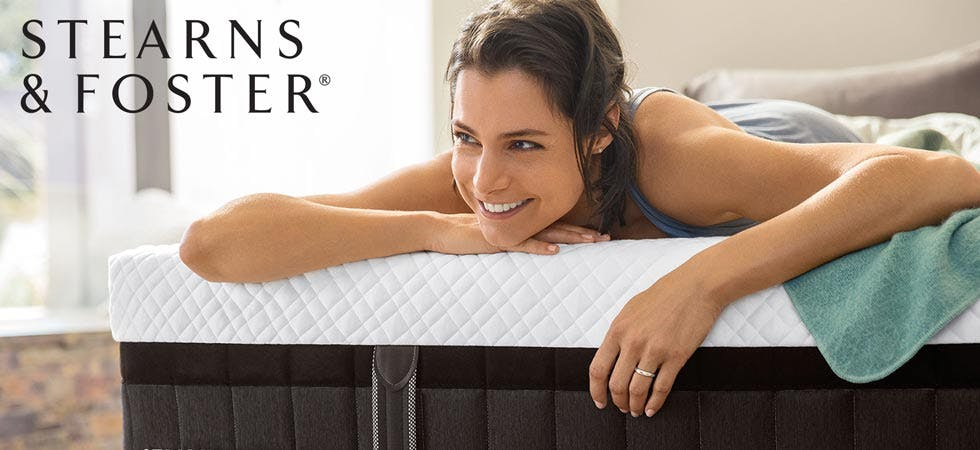 Stearns and Foster save on handcrafted luxury