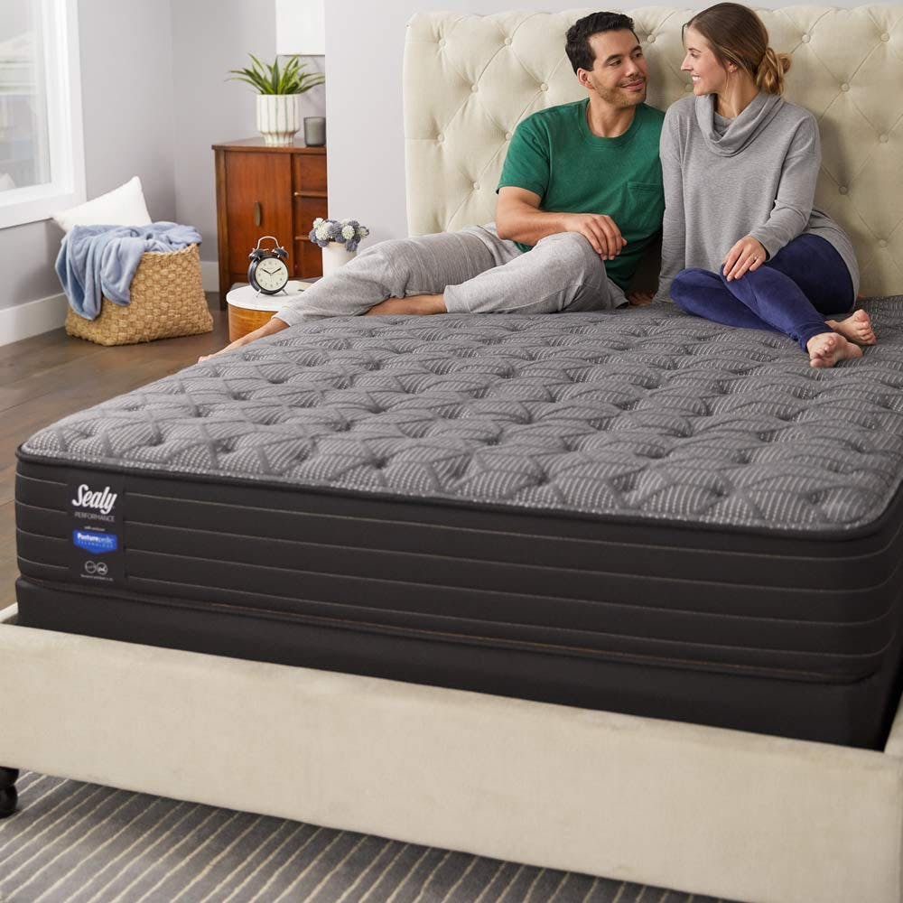 Sealy PosturePedic Response Performance Elm Avenue Tight Top Firm or Plush mattress