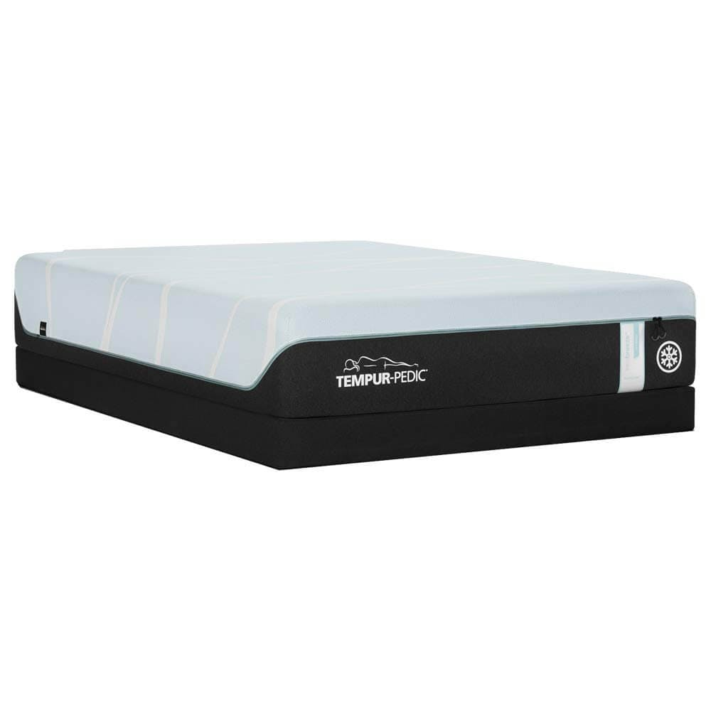 Tempur-PEDIC ProBreeze Hybrid mattress side view