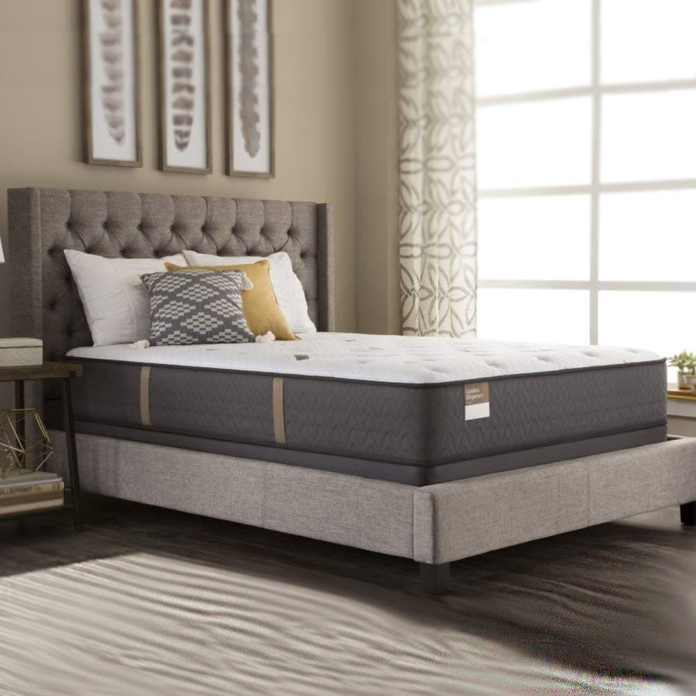 Sealy Golden Elegance Impeccable Grace Firm mattress 3/4s view
