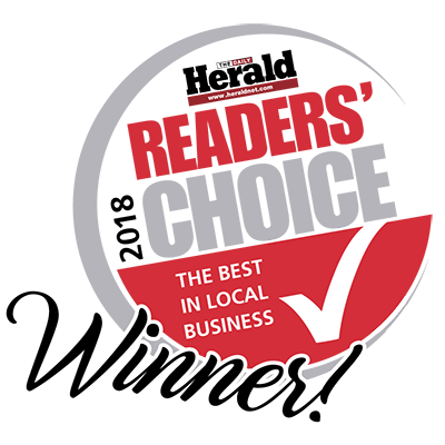 Herald Readers Choice 2018 the best local mattress store