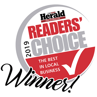 E.S.C Mattress Center won the Herald Readers choice 2019 Best Mattress store
