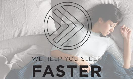 Tempur-PEDIC can help you get to sleep faster with cooling and pressure relief