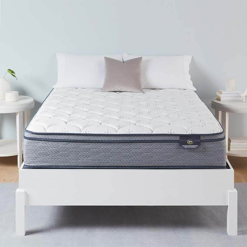 Serta Luxe Edition Armisted Plush ET