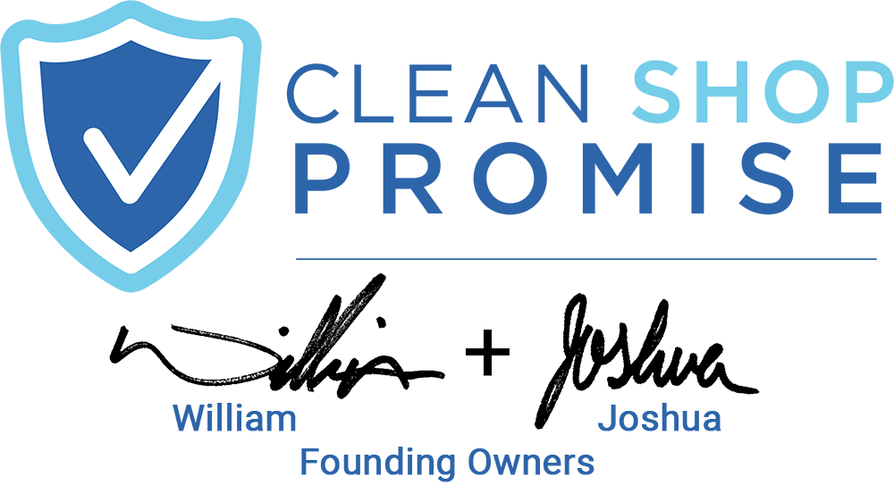 Image related to The Clean Shop Promise