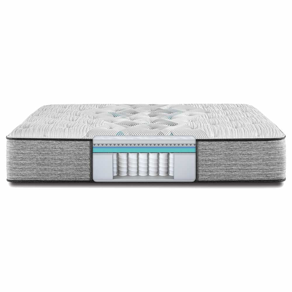 Beautyrest Harmony Lux Carbon Series Plush view from the side