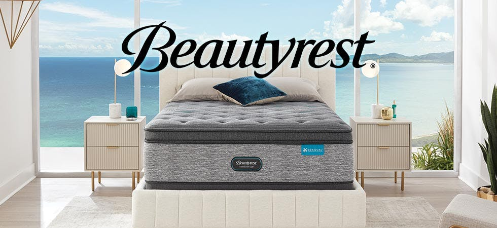 Simmons Beautyrest Pocketed Coil Mattresses
