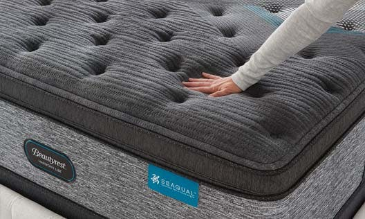 hand touch bed
