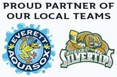 E.S.C. Mattress Center is a proud partner of our local teams the Aquasox and Silvertips