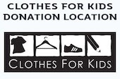 E.S.C. Mattress Center is a donation location for Clothes for Kids foundation