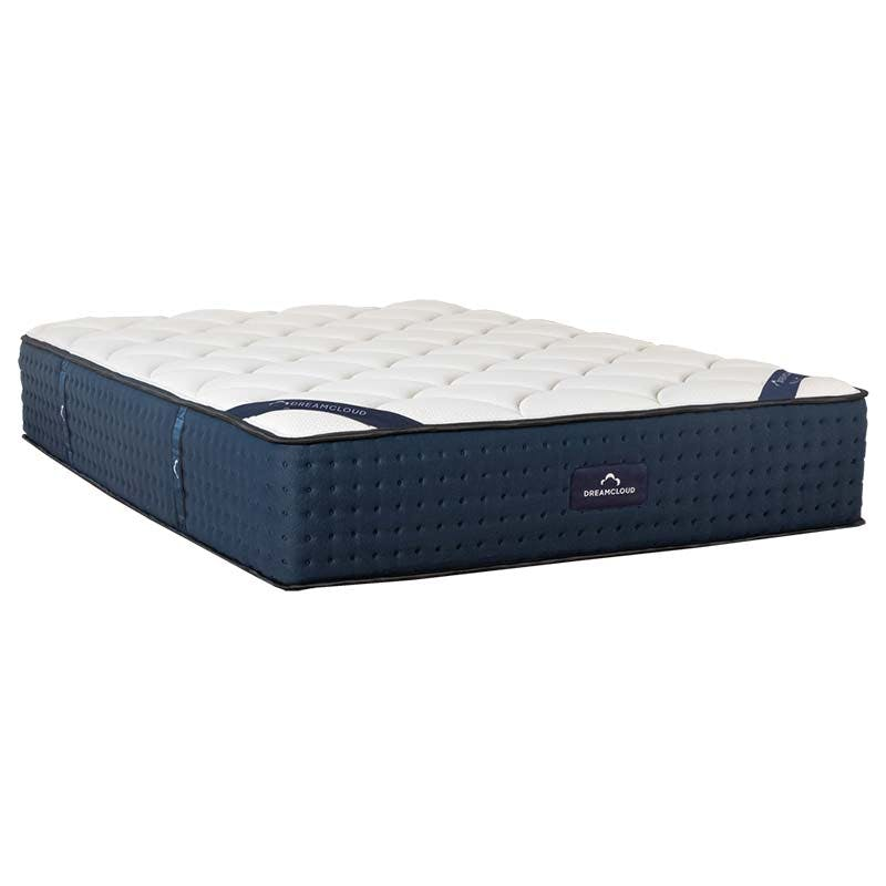 DreamCloud Hybrid Mattress view from the side