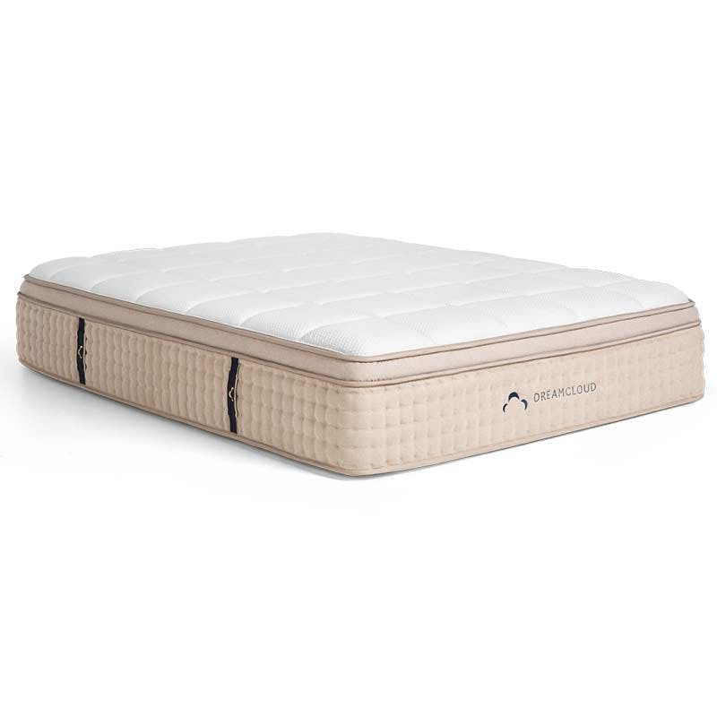 DreamCloud Premier Hybrid Mattress view from the side
