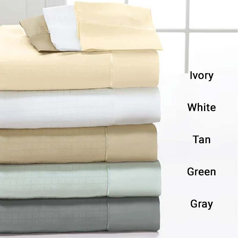 DreamFit MicroTencel/Supima Cotton Sheet Set