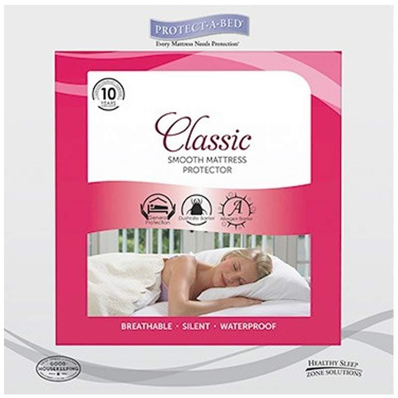 Classic Smooth Mattress Protector