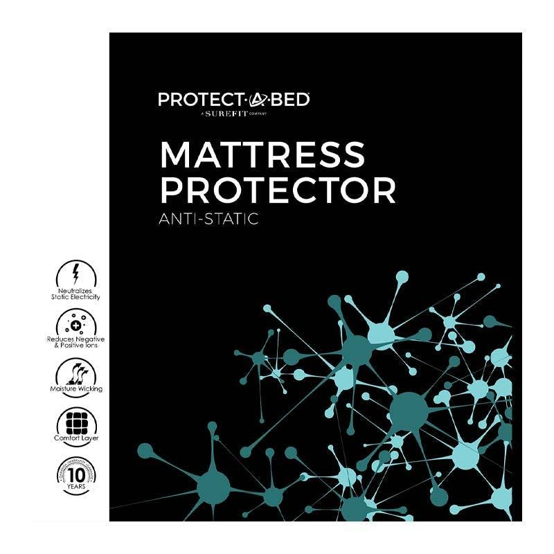 Anti-Static Mattress Protector
