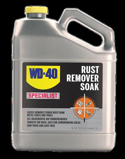 WD-40® Specialist® Rust Remover Soak 1 gallon jug | WD-40