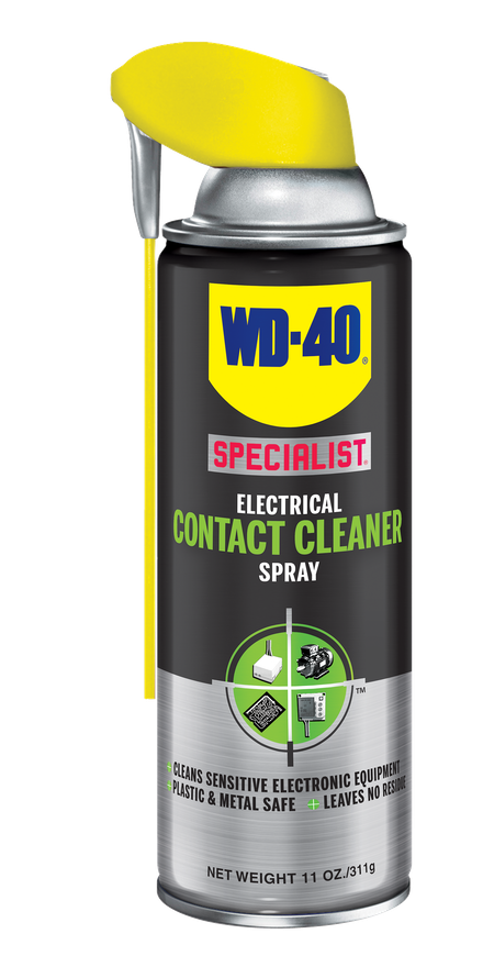 WD-40® Specialist® Electrical Contact Cleaner Spray 11 oz