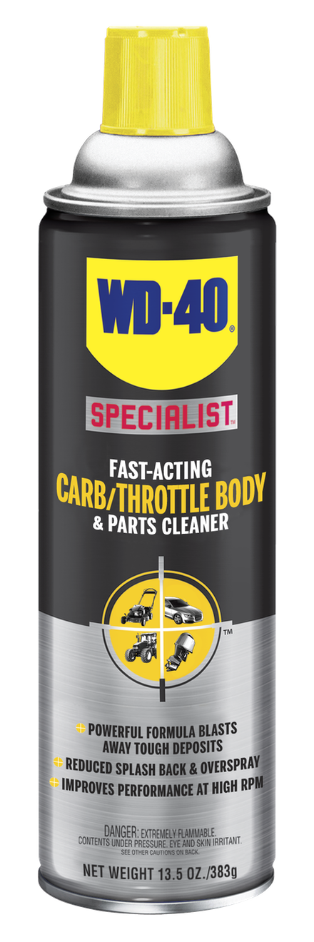 WD-40® Specialist® Carb/Throttle Body & Parts Cleaner 13 5