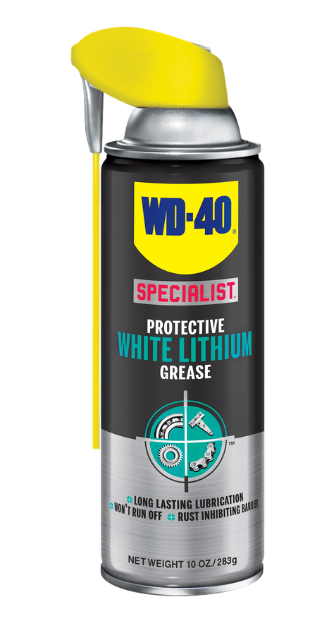 WD-40® Specialist® Protective White Lithium Grease 10 oz  | WD-40